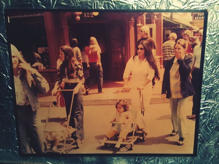 The Week On EyeEm Disneyland Disneyland 1974 Young Women