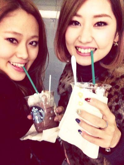 W Yumi USJ Coffee Break