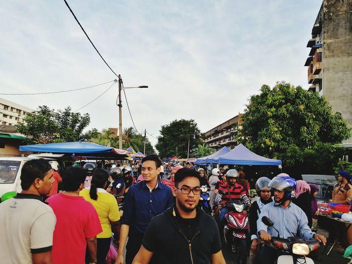 Crowd Popular