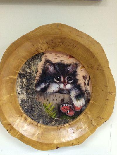 Кот из Валаама.