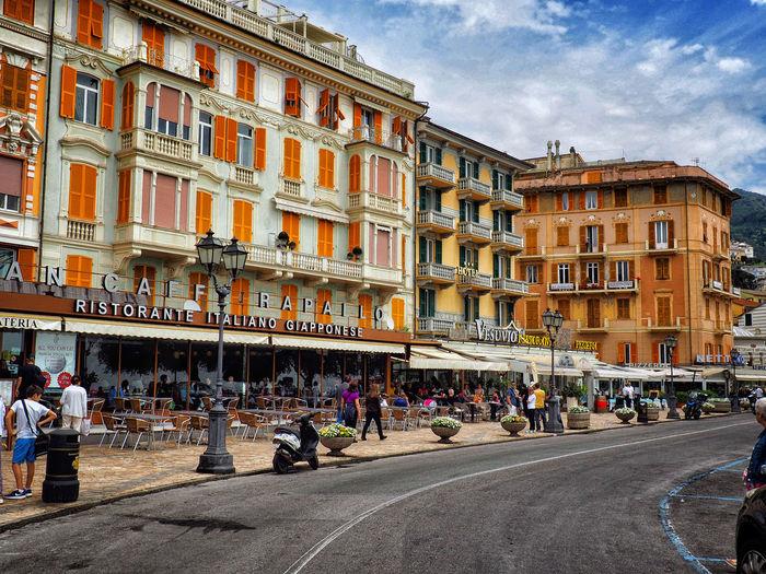 Rapallo is