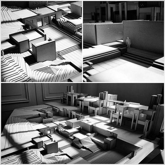 Landscape Architecture Landscapedesign LandscapeArchitecture Architecturemodels Arqsketch Archimodel Draftmodel @MYMYOUSEFI