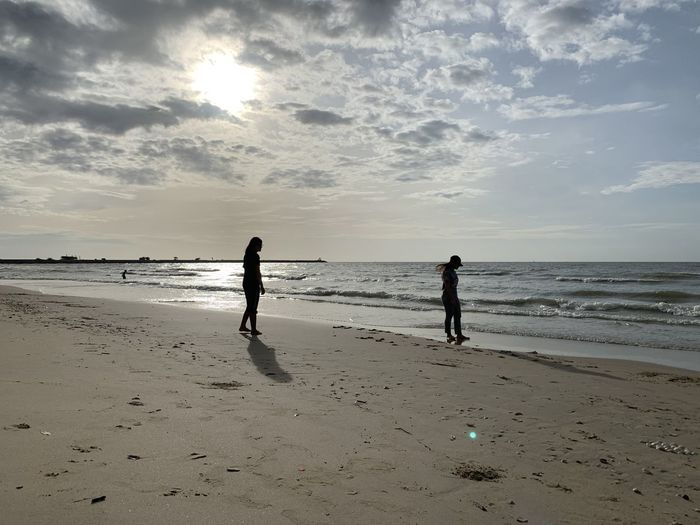 Land Beach Sea