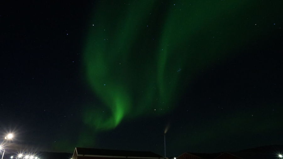 The Real Greenland Ilulissat This Is Greenland Aurora Aurora Borealis Auroraborealis Ilulissat Icefjord Night Sky Natural Phenomenon Outdoors No People Nature EyeEm Best Shots EyeEm Best Shots - Nature EyeEm Nature Lover