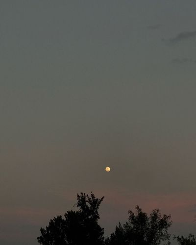 Si la luna