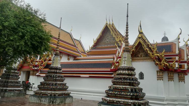Thailand , Beauty and Gold ASIA Travel Destinations Travel Photography Architecture Architecture_collection Building Exterior Thailand Religion Travel Destinations No People Outdoors