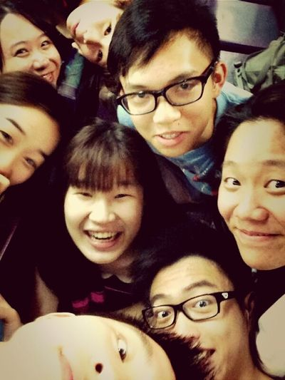Had a really nice day with all of you!!Hope we can see again soon!!Btw, why we could take so much ugly photos hahaha!!