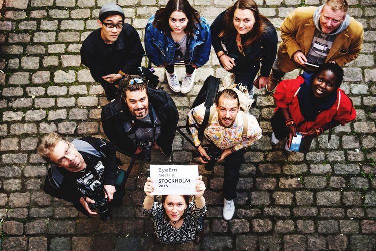 EEA3 - Stockholm EyeEm Global Meetup The Global EyeEm Adventure Urban Exploration Stockholm Streetportrait