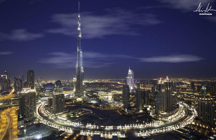 Burj Khalifa - The Diamond Ring Burj Khalifa Burjkhaleefa ,downtown Dubai. Burjkhalifa City Lights Cityscape Cityscapes Downtown Dubai