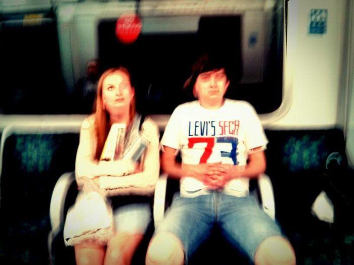 London Underground EyeEmNewHere People