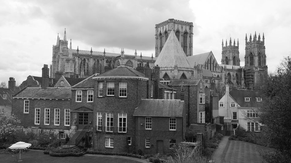 Architecture Black And White Blackandwhite Photography Uk England🇬🇧 York York Minster