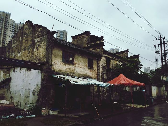 Building Old Buildings Contemporary Art History Style China ASIA Anhui,China Memories Miss Past