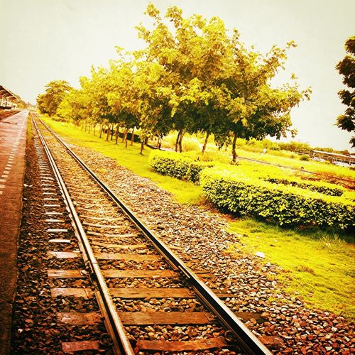 "Thai railway station"""""