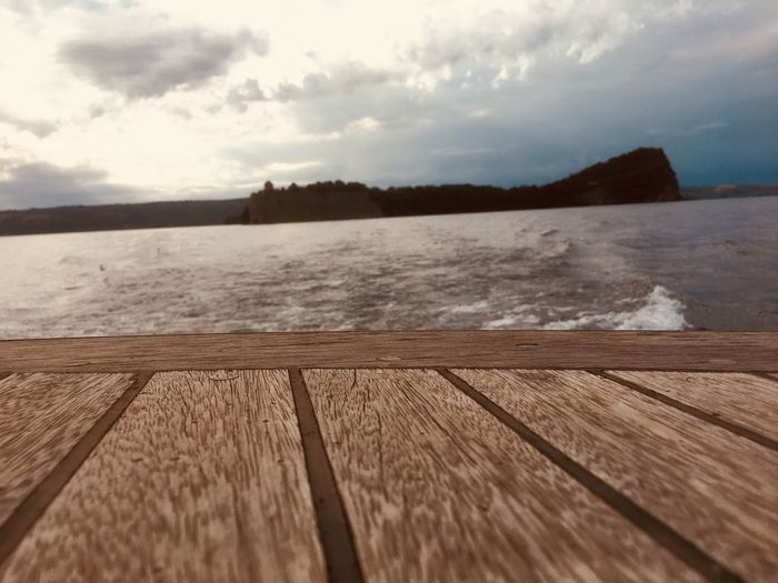 View Bolsena Day Lake Scenics - Nature Tranquility Water Wood - Material