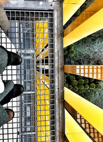 The Following First Eyeem Photo Fullscreen Taking Photos Like4like Hello World ✌High Space Top View Down Topdown Following Vertical Yellow Lines ↖↙↖↗TOBB UNIVERSITY OF ECONOMICS & TECHNOLOGY🎓✏