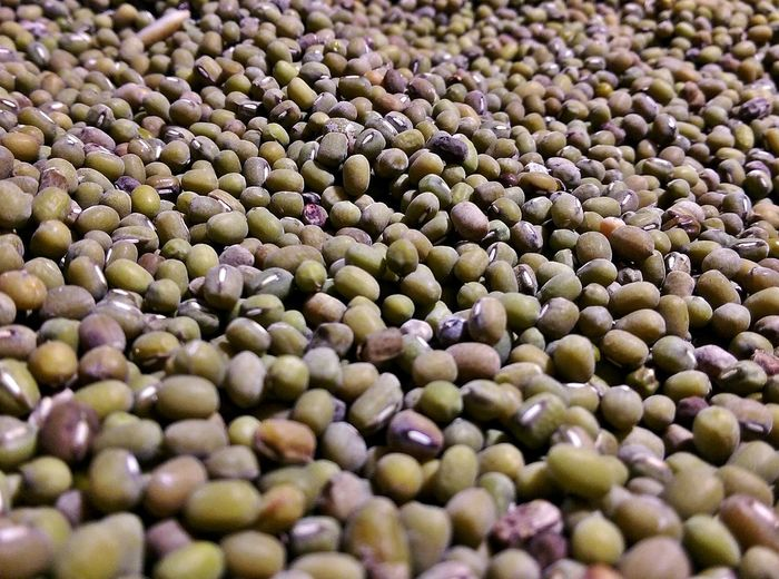Full Frame Shot Of Beans For Sale