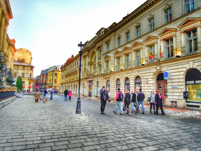 Hdr_Collection Old Town Romania AMPt_community