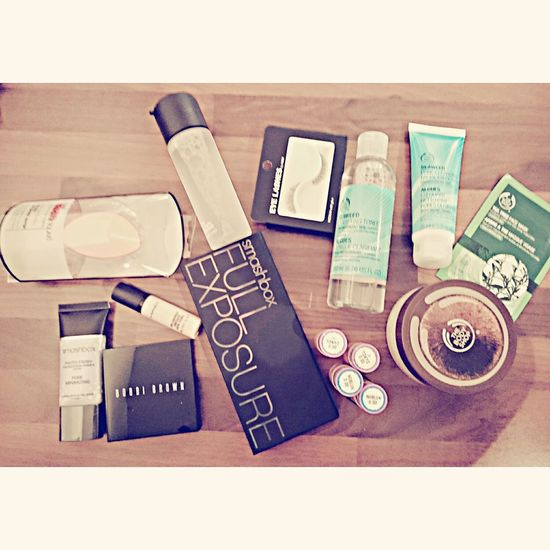 Cosmetics😍 Shopping Cosmetics Bobbibrown Mac Smashbox Thebodyshop Realtechniques  Girlygirl
