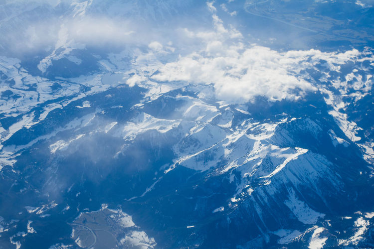 Scenic Snow ❄ Alps Beauty In Nature Cold Temperature Day Landscape Mountain Mountain Range Nature No People Outdoors Scene Scenics Sky Snow Tranquil Scene Tranquility Winter EyeEmNewHere An Eye For Travel