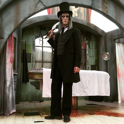 The Caretaker Halloween Horror Nights HHN25 Hhn Universal Studios Orlando