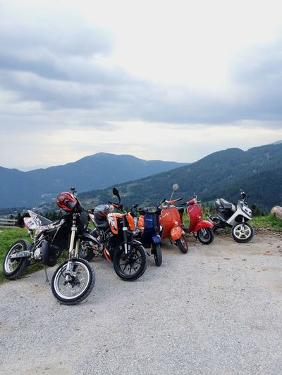 Passion Motorcycles Friends Landscape Mountain Italy First Eyeem Photo