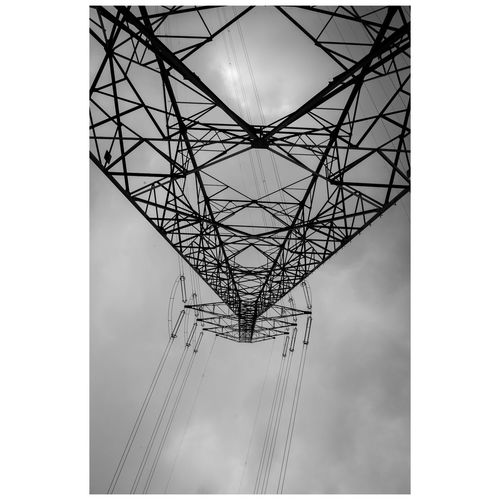 Golf Club City Steel Abstract Sky Architecture Built Structure Double Exposure Digitally Generated Transfer Print Electricity Tower Composite Image Auto Post Production Filter Montage Image Montage Digital Composite Frame Multiple Image Penne Symmetry Multiple Exposure Collage Girder Electricity Pylon Spiral Staircase Power Line