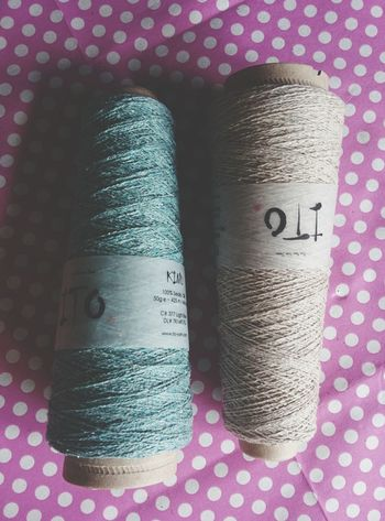 Finally bought this Yarn from Ito that i wanted for quite a while now. New exciting Knitting Project coming!
