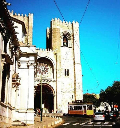 Portugal Lisboa SéDeLisboa Igrejadesantamariamaior