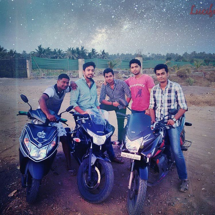 Awesome time withFriends @ Rajodi beach Nsp