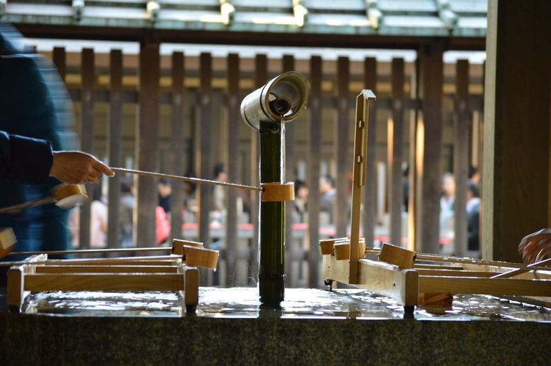 Nikon D3200 Photography Shrine Tokyo Japan Japanese Culture Praying Harajuku Water