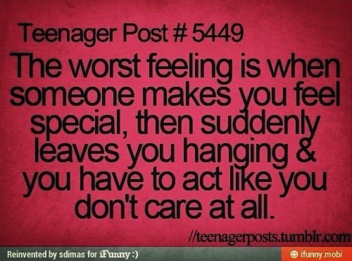 What I Feel
