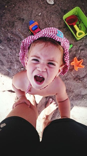 Babygirl On The Beach Summer Sound Of Life RePicture Motherhood