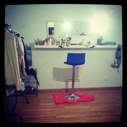 my make up room :)