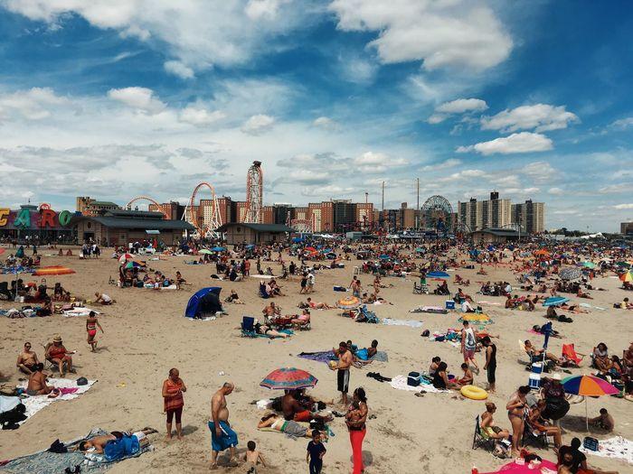 Brighton beach, coney island