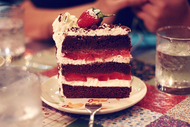 Cake Bakery Blackforestcake