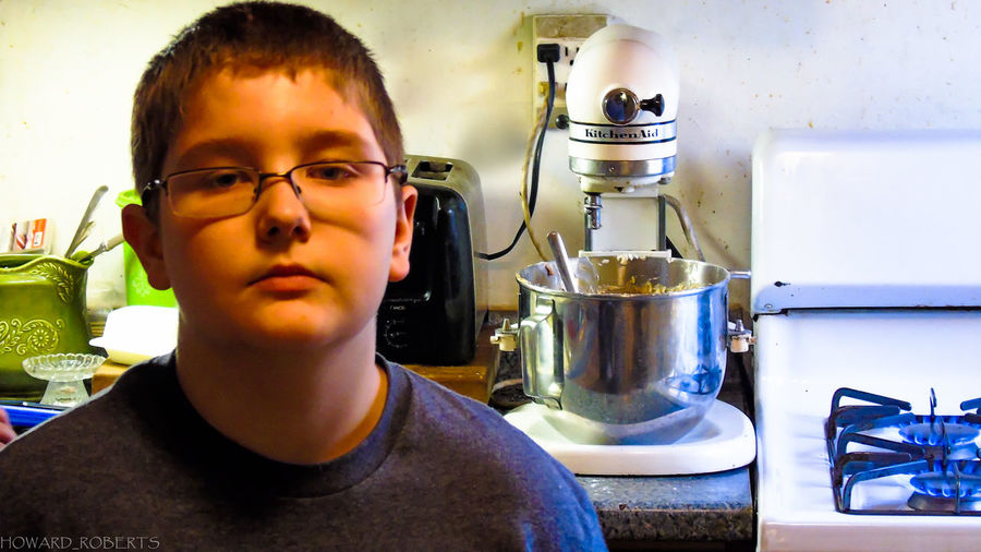 Learn & Shoot: Working To A Brief Son Passion About Cooking Baking Cookies Enjoying Life Proudfather  Portrait Youth Of Today Life's Simple Pleasures... Foodie