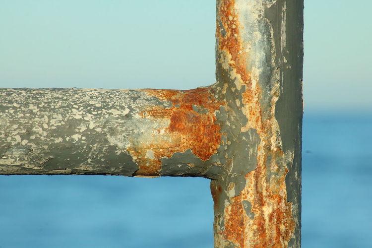 Rust Close-up Consummate Day Nature Old Outdoors Sea Sky