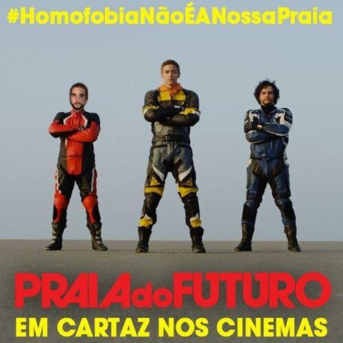 Homofobianaoeanossapraia HomofobiaNão Praiadofuturo