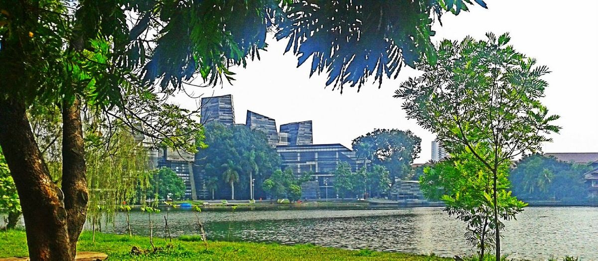 Knowledge Librarycenter University Of Indonesia Campus Life