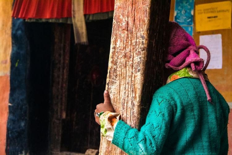 Karsha or Kursha Gompa at Zanskar valley Folk Gompa India Jammu And Kashmir Karsha Kursha Ladakh Leh Monastery Padua Real People Travel Zanskar