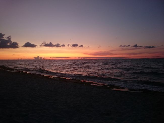 JezzyRabbitPhotography Sea Sunset Beach Horizon Over Water Water Sky Sun Nature Scenics Tranquility Blue Beauty In Nature Sand Vacations Outdoors Dusk Tranquil Scene No People Wave Horizon