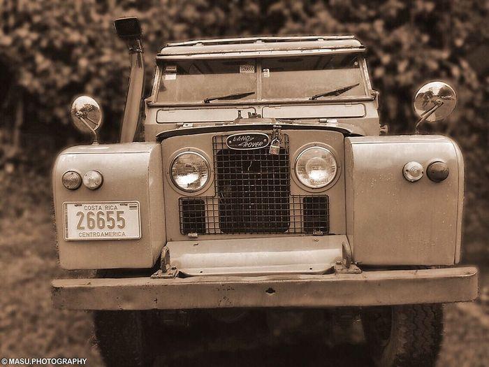 Land Rover de 1967, un clásico 👌🏻