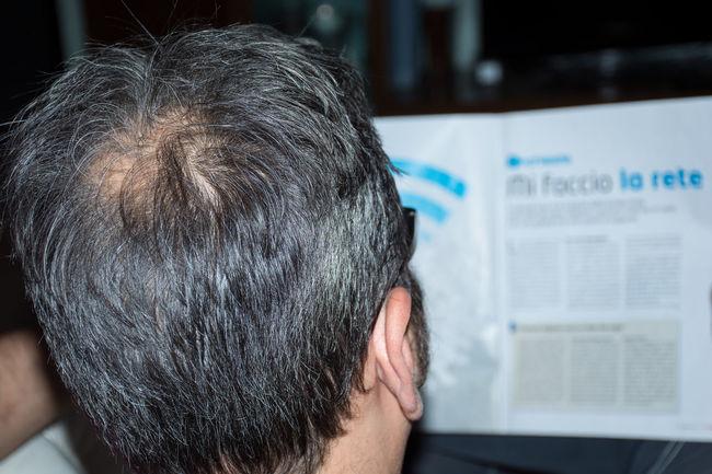 Age Aged Aged Beauty Bald Baldeneysee Baldhead Baldness Man
