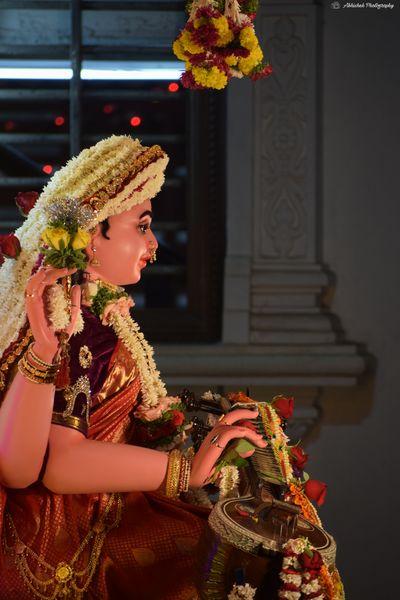 Godess Ritual ( Clicked On Nikon D3300 )