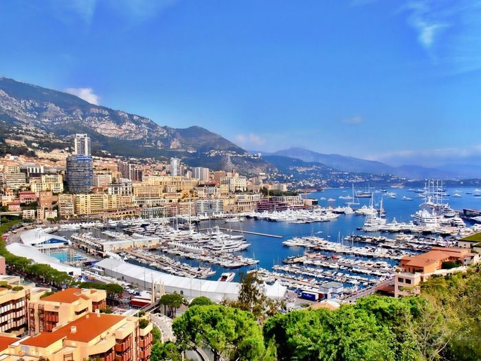 Monaco (reposting because I deleted the photo unintentionally and took me of from Popular) Happy And Blessed 2013 !!!