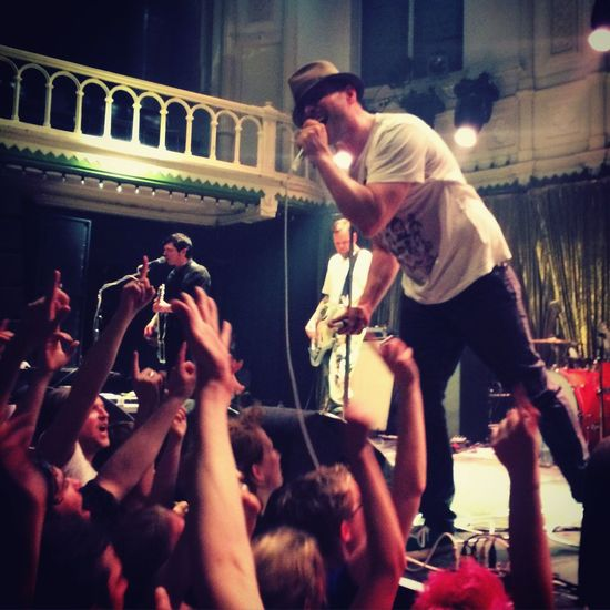 Beatsteaks Paradiso Amsterdam Amsterdam Concert
