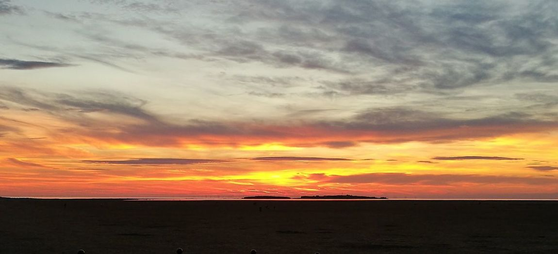 Hilbre Island in West Kirby Wirral Sunset First Eyeem Photo