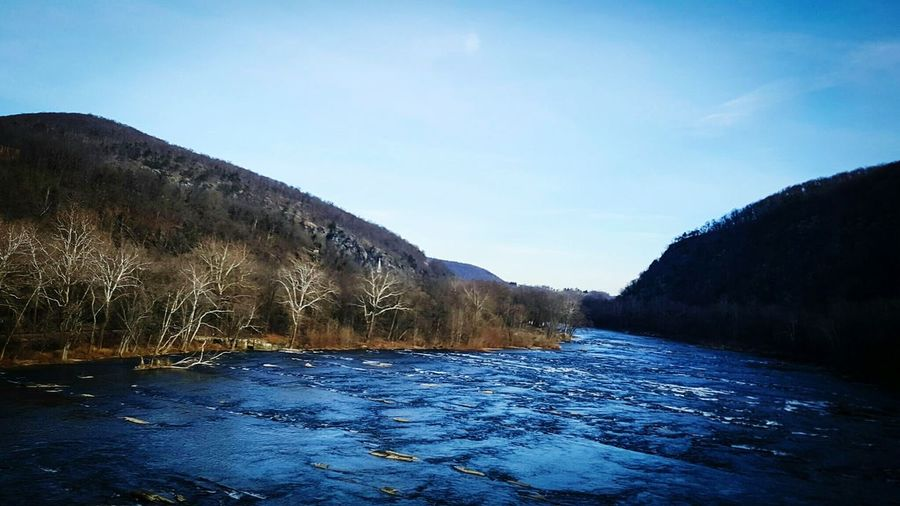 Travelling Photography Potomac River Out In The Wilderness Water Adventure Through My Windshield From My Point Of View Capturing Freedom See What I See