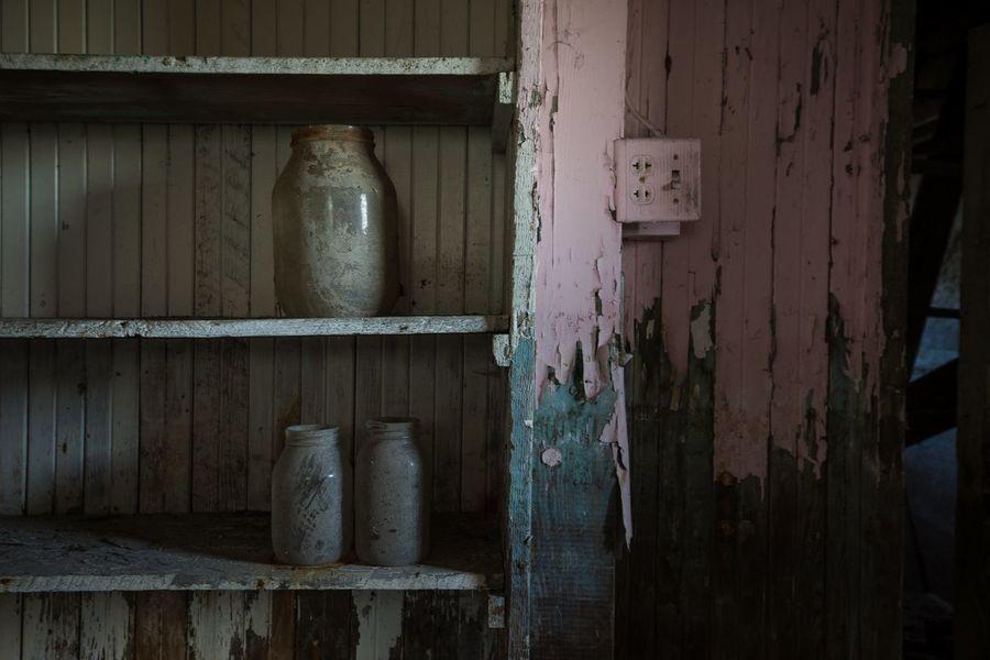 Abandoned Indoors  No People Abandoned Utah