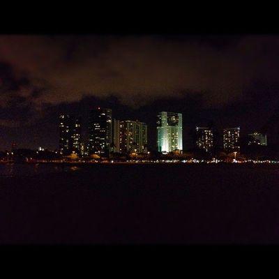 Missing that HI.city night life! Oahu Hawaii Instagramhi Instahi hilife city